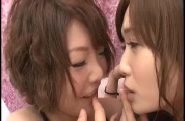 Lesbianas licking Voyeur horney