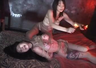 Maid blowjob latina