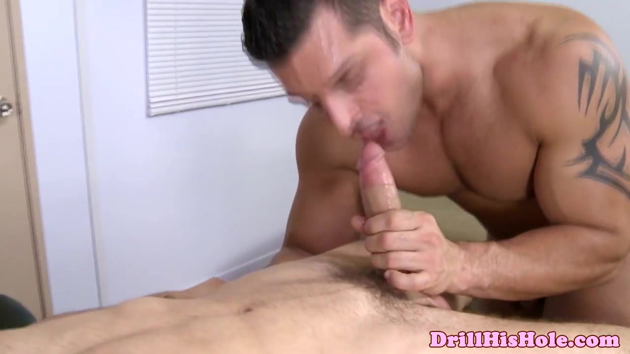 Powerful muscular stud getting a bj free and no regestration long fuck clips