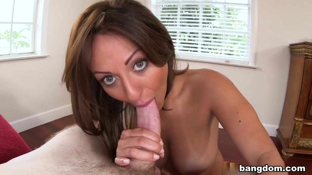 Vanessa Lunas Sweet Ass Teen jizzed on face