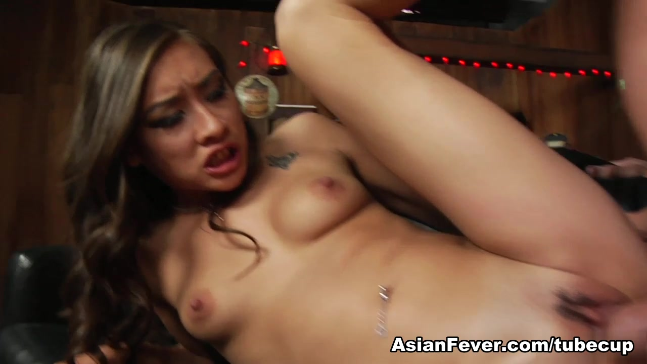 Arial Rose in Asian Sex Delinquents: Pedicure Pussy asian american men white women