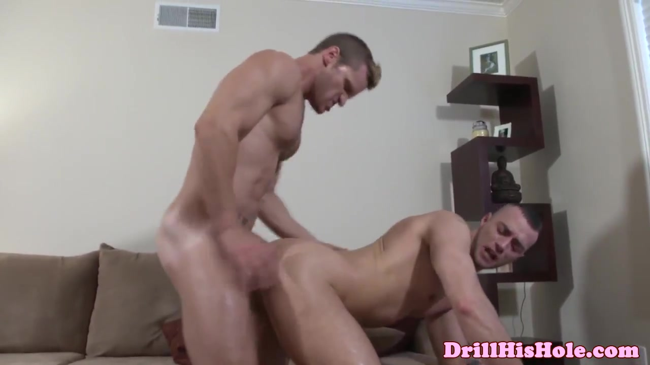 Athletic gaysex hunk drilling bottoms ass Cute foot fetish lesbian babes