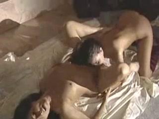 Milf inserting in Hot ass dildo her