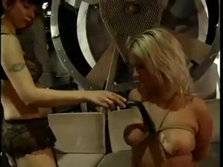 Xxx BBW lesbien sexu