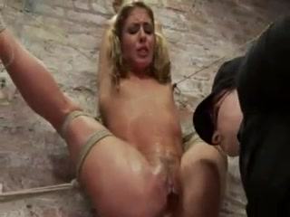 Dumb Blonde Takes HARD BDSM videos sex bizarre homemade and fuck amateur homemade and fuck