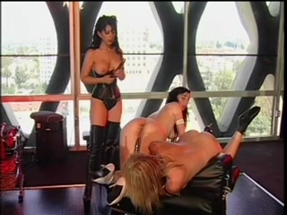 Mistress and two tarts Fat boys fuck girls