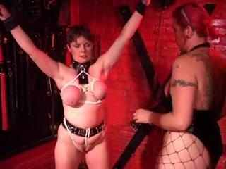 Femdom BDSM #2 Milf fur slow down