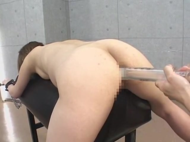 Married Woman Enema how to masturbate with household object