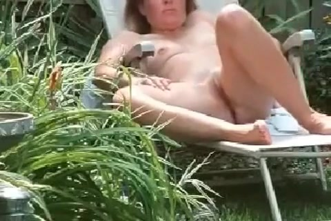 my neighbour masturbating during the time that sunbathing but that babe fucking caught me Fast Lane Fucking