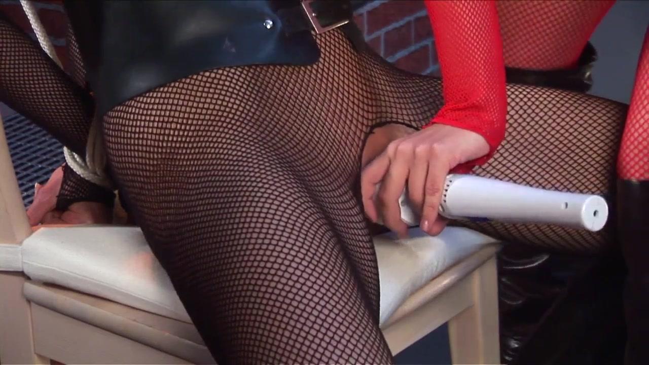 Granny stockings mature