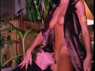 Hand ass spanking wet wife