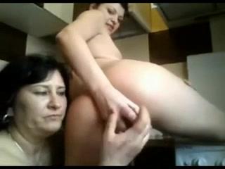 Creampie lesbin fuckk masturbatian