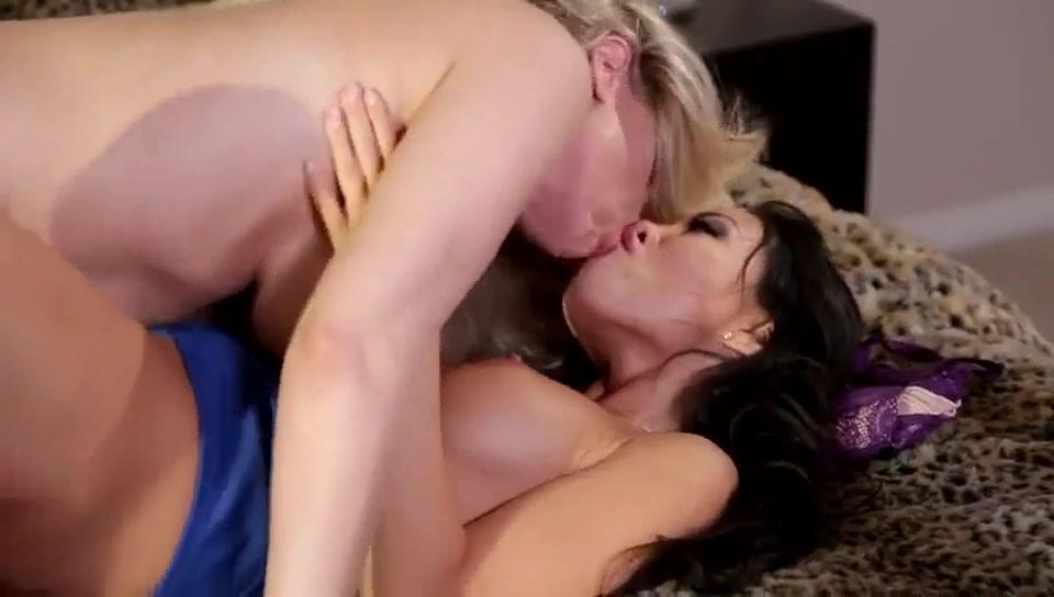 Sexo pornstar Lesbain orgasam