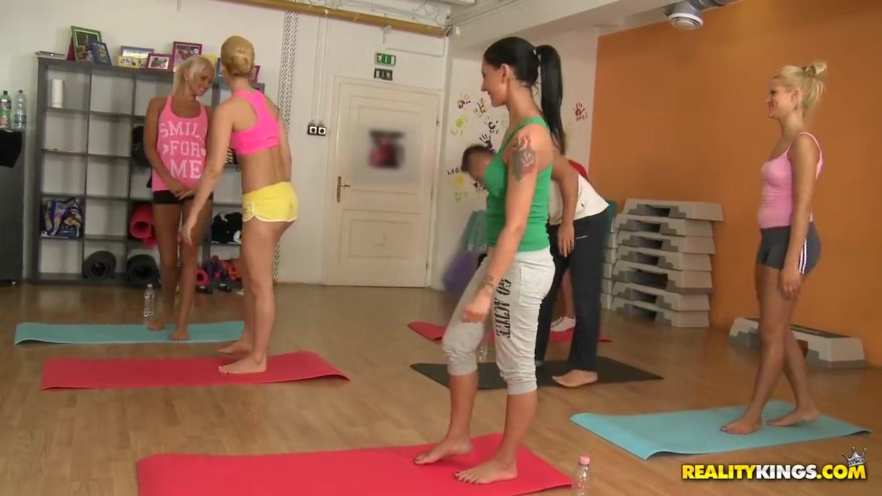 Alan Stafford Porn Exercise yoga love / upornia