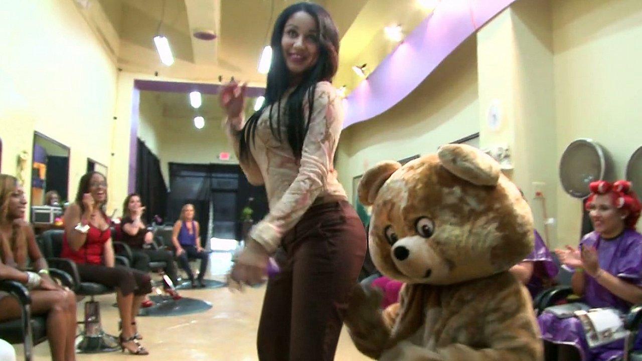 Dancing bear Hairy pussy.tumblr