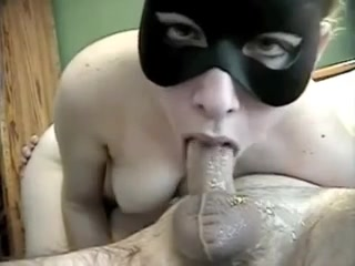 Unfathomable mouth with Mask and Mouth cum Mummy pussy pics