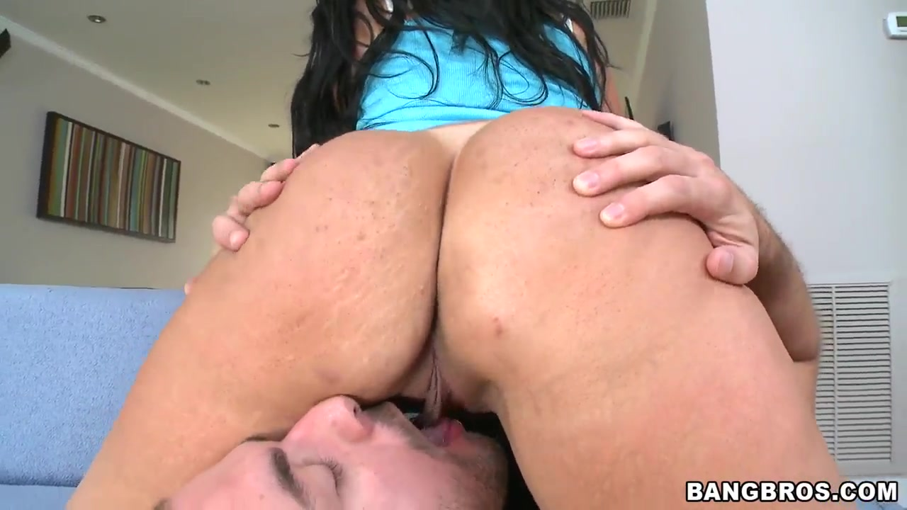 Latina with big phat ass Madison Foxx drilled Big boobs big tite