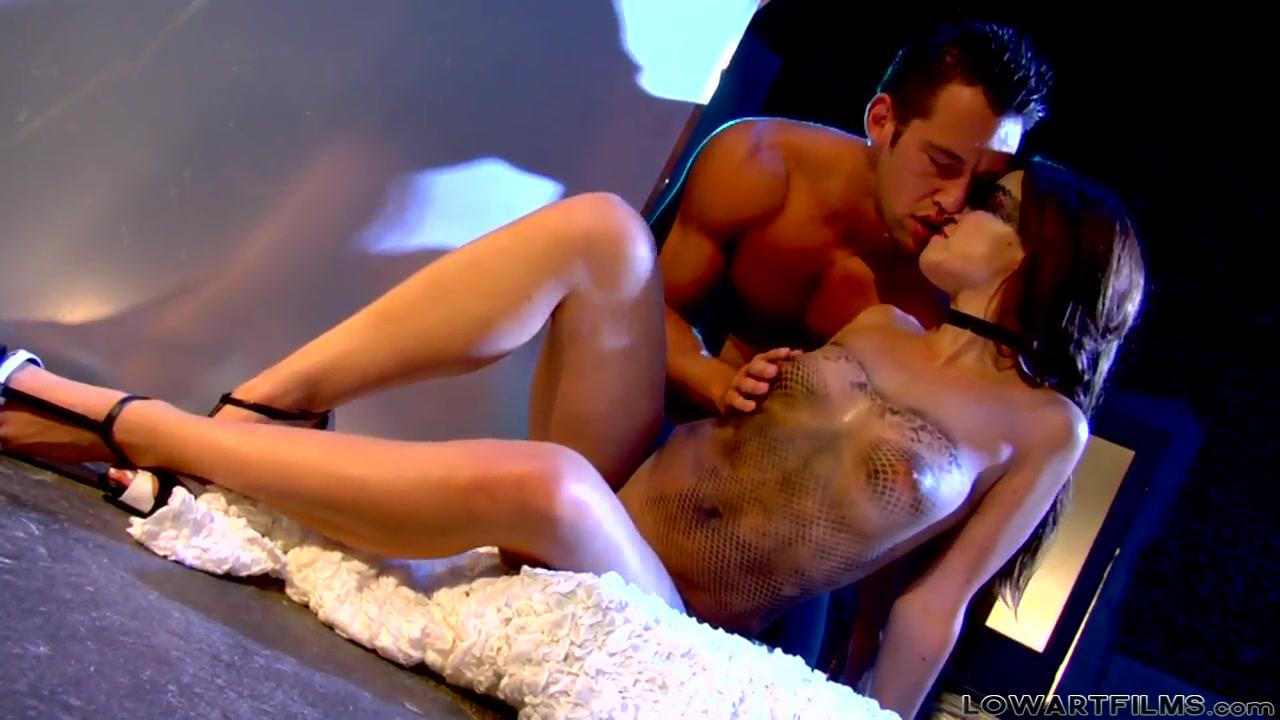 Hardcore between Ann Marie Rios & Danny Mountain