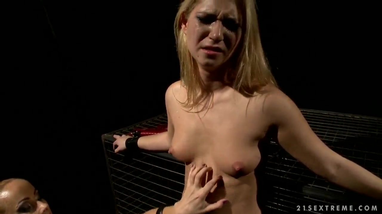 Katy Parker plays with tied up Margarita Sexy mormon milf strokes my cock