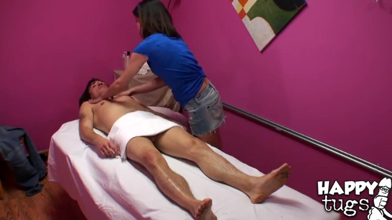 Johnny J seeks help for raising his dick in Nonis massage saloon