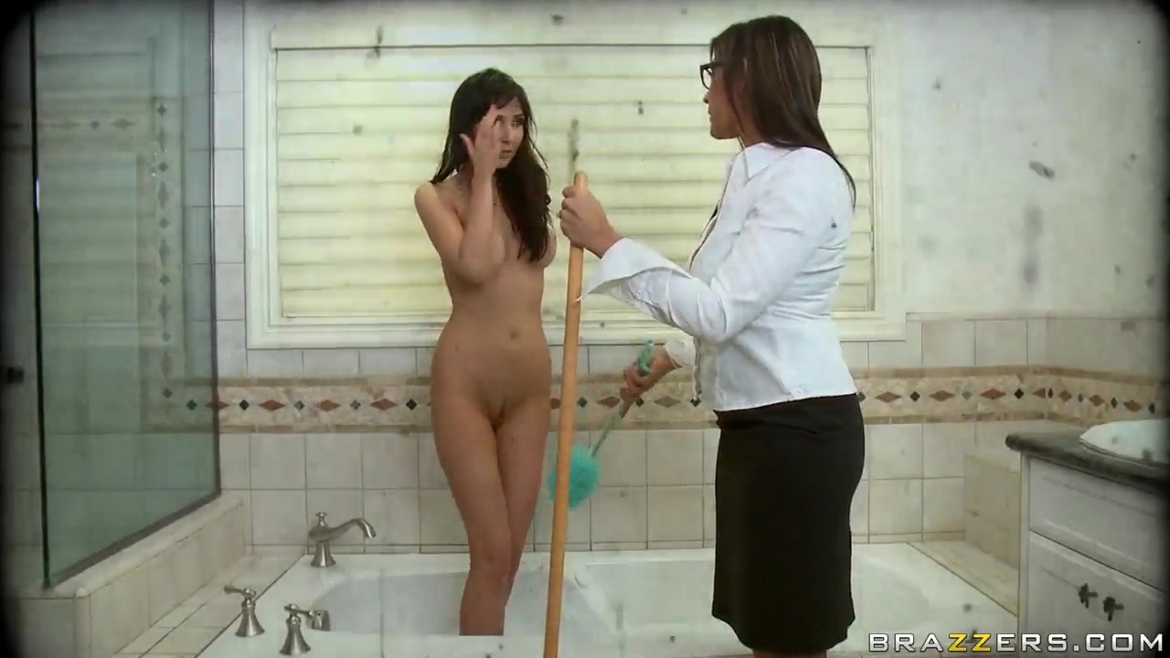 Two remarkable whores make money demonstrating naked cunts