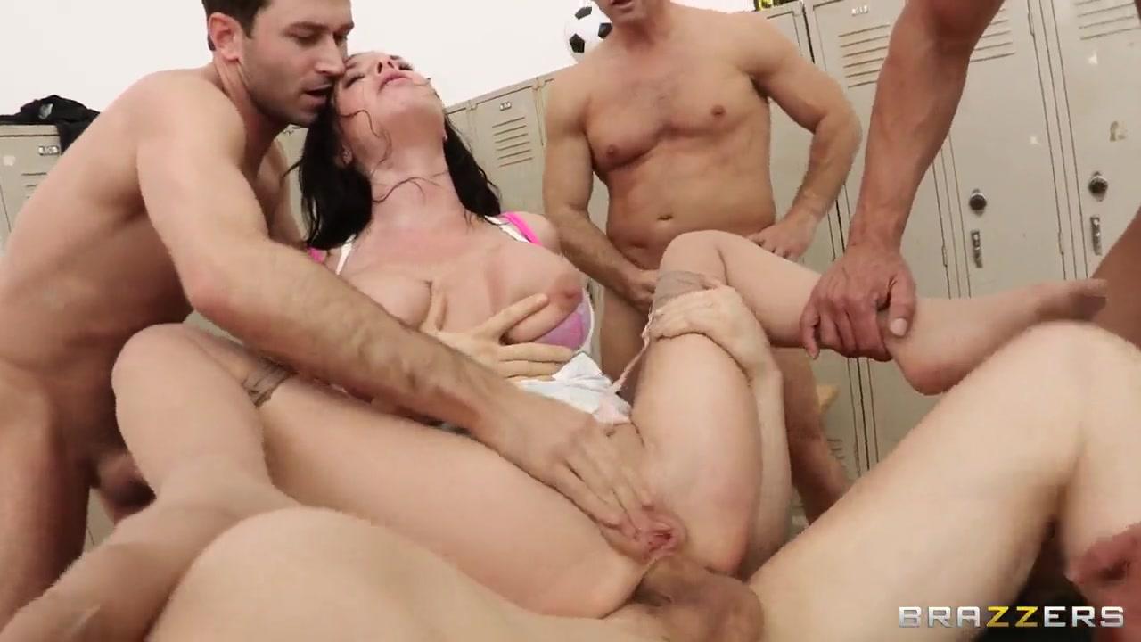 John Strong, Jordan Ash, Marco Banderas and Veronica Avluv Perfect cock and boobs