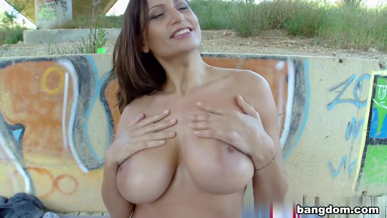 Sensual Jane in Sensual Janes Giant Breasts! girls got cream password
