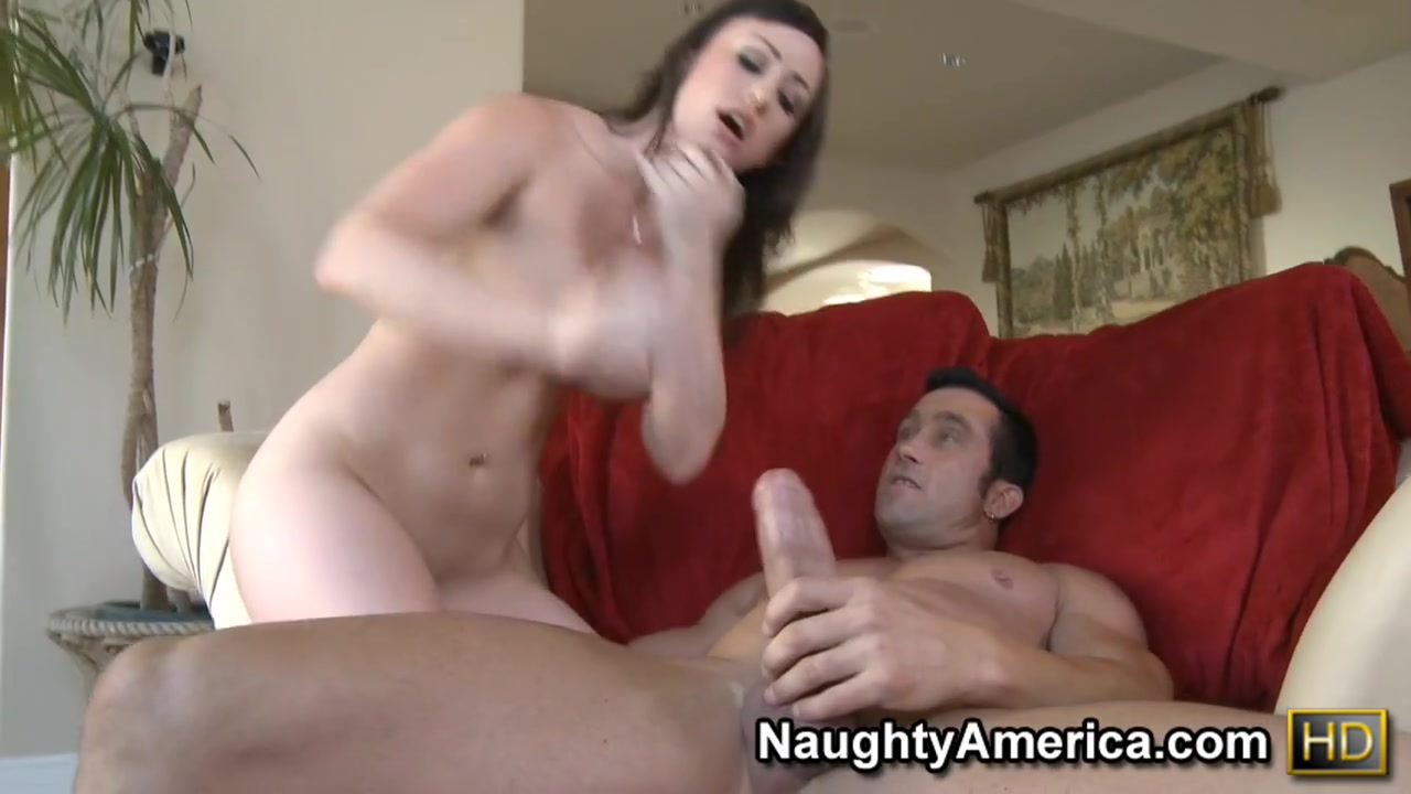 Jennifer White & Billy Glide in Naughty Rich Girls