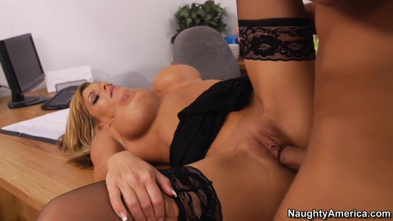 Kristal Summers & Rocco Reed in Naughty Office Free pic suck off twink