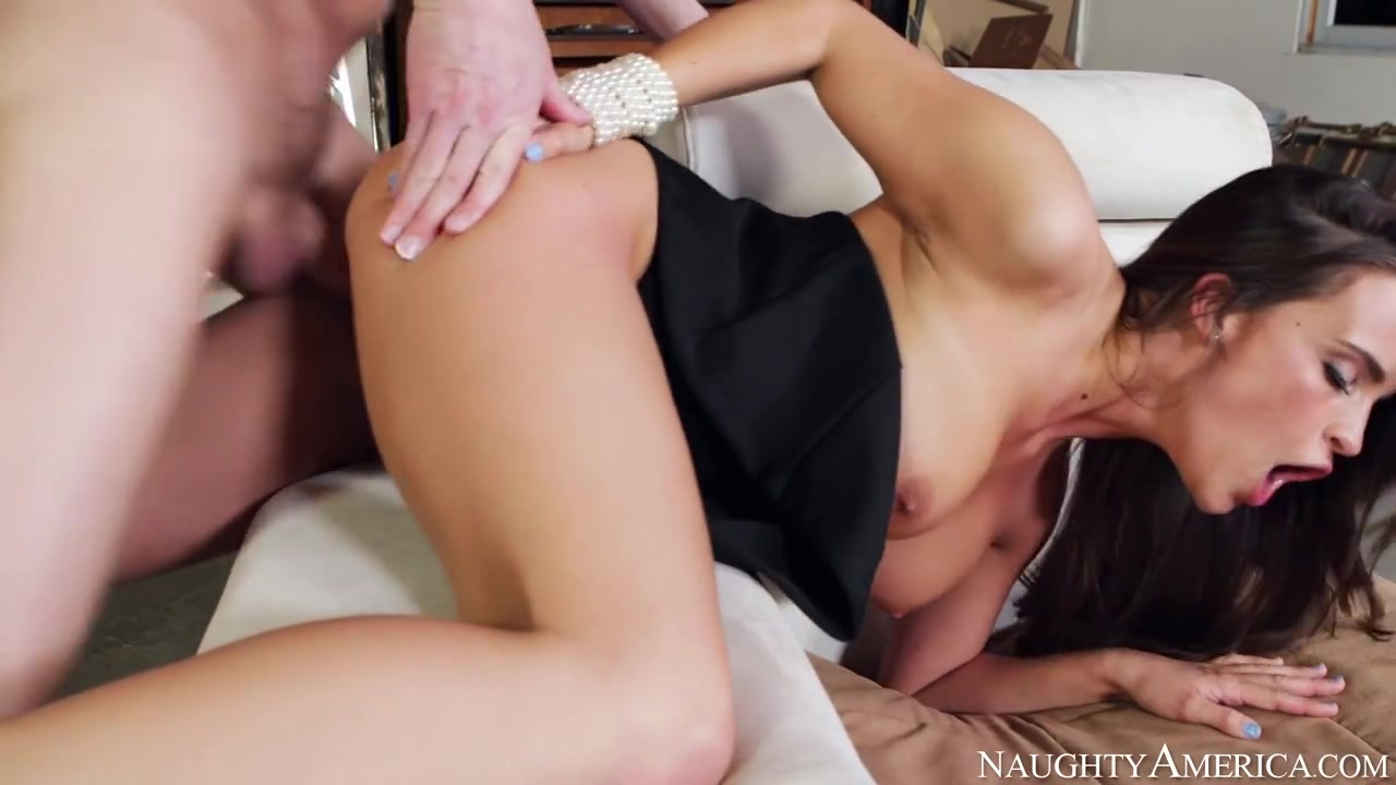 Teal Conrad & Mark Wood in Naughty America Sweet Black Lesbo Lust