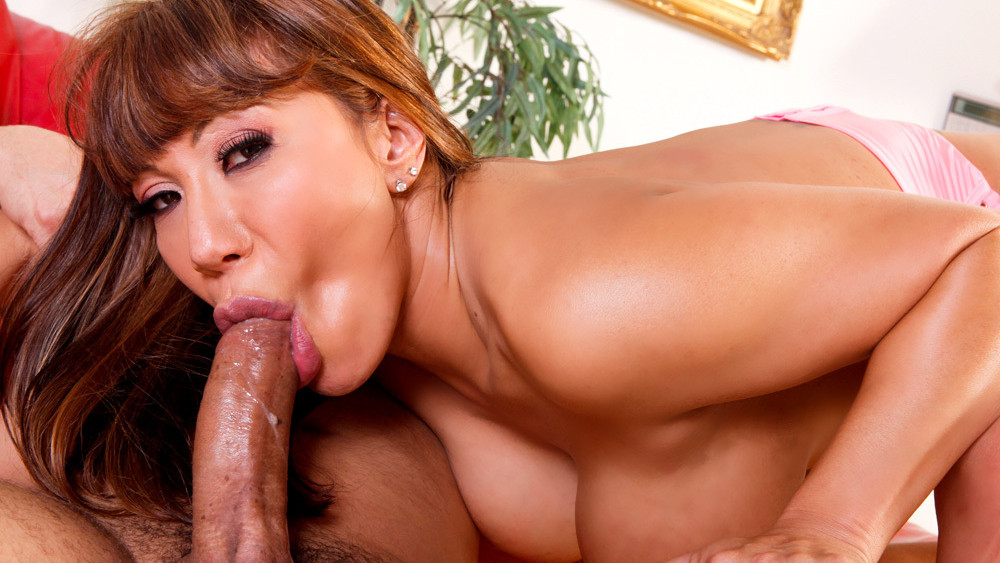 Ava Devine & Anthony Rosano in My Friends Hot Mom Hot blonde whore rides an hard cock