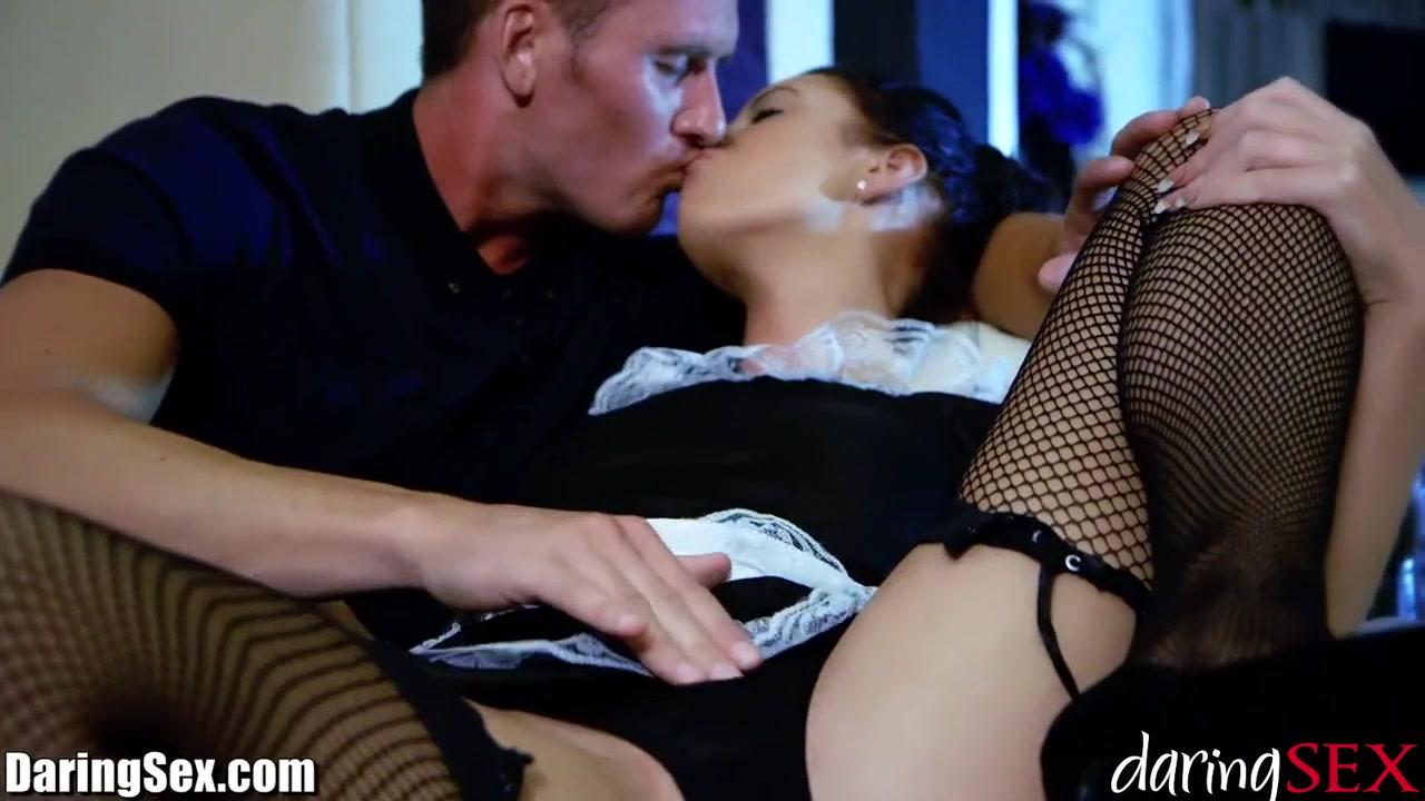 DaringSex Big Tits Brunette Passionately Fucked kristina rose high heels