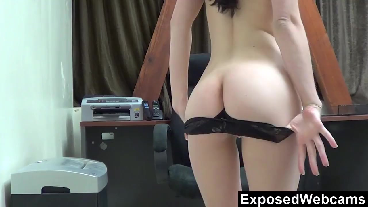 Teen Webcam Show at the Office Stoya doll anal