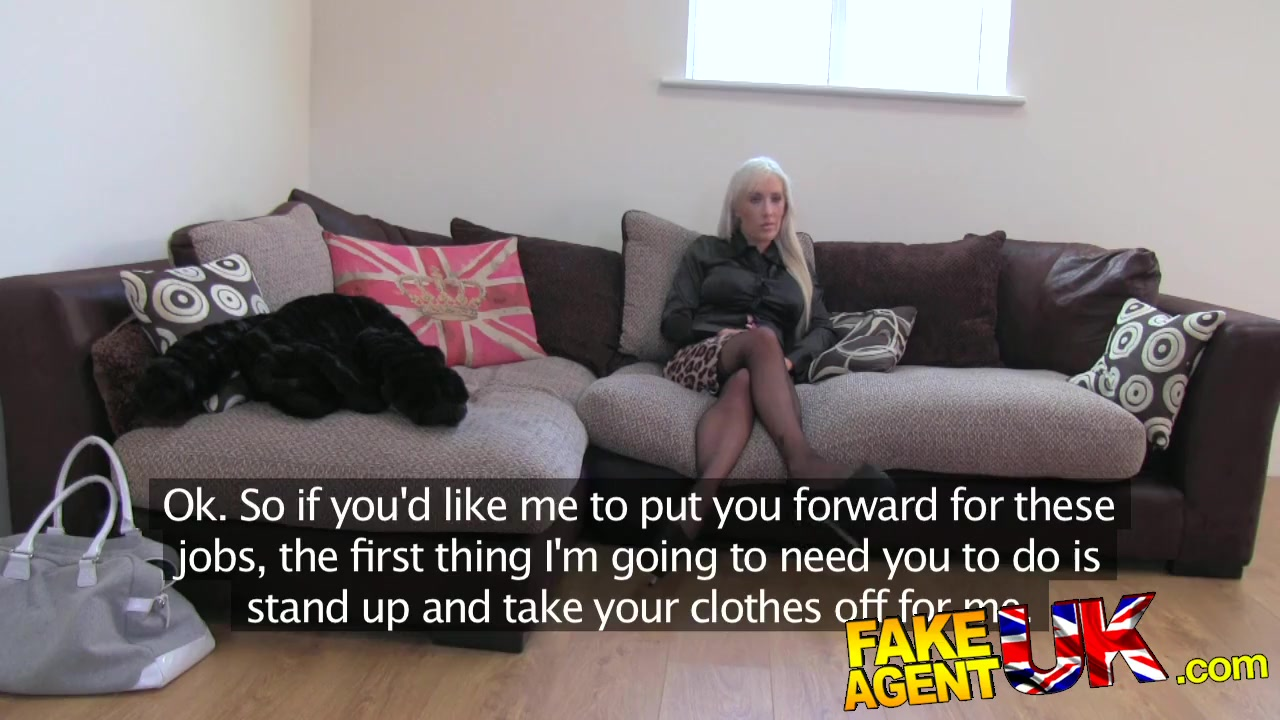 FakeAgentUK Dirty hot blonde loves a bit of anal sex Tinder match stopped responding