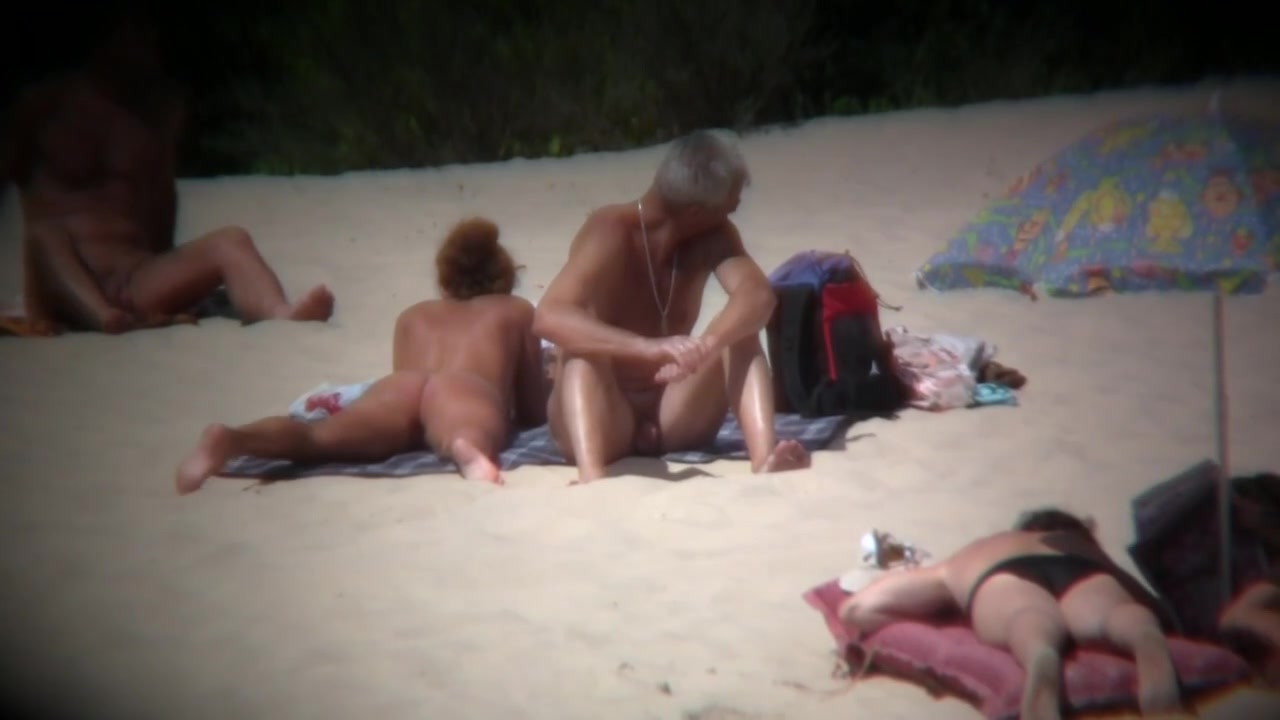Taking my cam to a nudist beach to shoot some naked people Beautiful Brazilian Babes