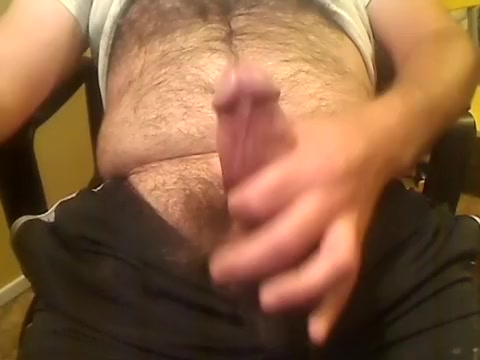 Attractive boy is having a good time at home and shooting himself on computer webcam Why do my tits hurt
