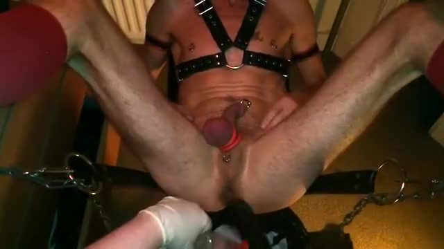 Dildo play fisting and shooting my load. uderage gay boys getting fuked by dad