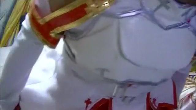 crossdresser SAO ??? Solo fingering with Destiny on Sapphix