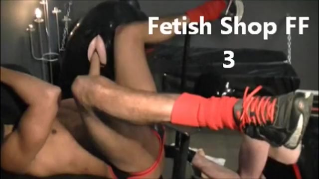 Fetish Shop FF three Sexy fat pictures