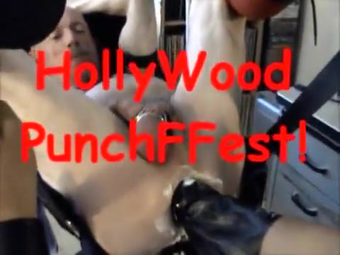 Hollywood PunchFFest! Real mature sex tapes
