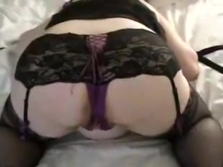 1St time big beautiful woman in a scene play with a slavemaster