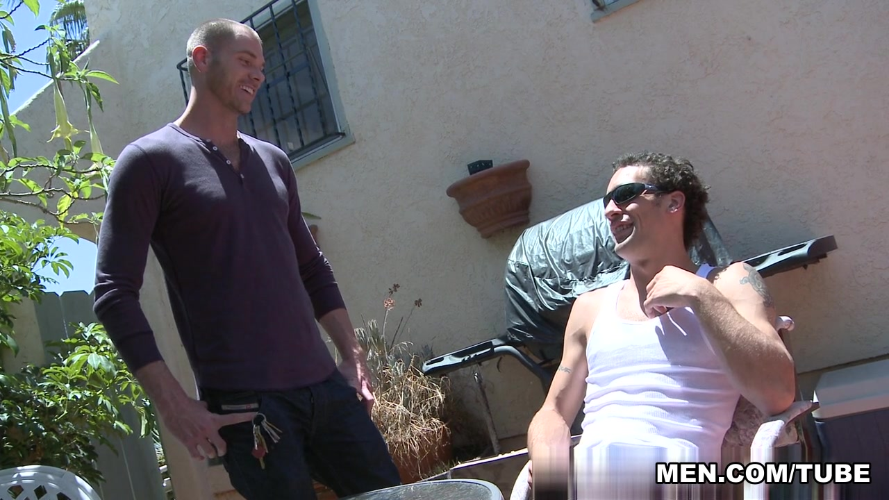 Cole Streets & DJ in Show and I Wont Tell Movie tied up milf pussy