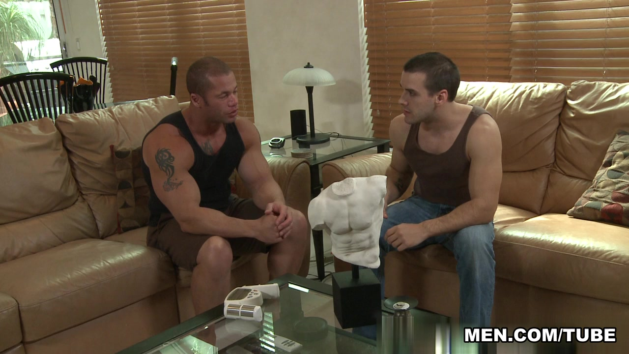Corey Martin & Matthew Rush in Train Me Movie arwen gold farts during anal 1