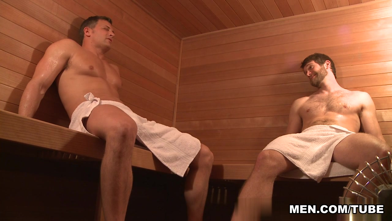Brenden Cage & Colby Keller in The Sauna Movie Can a capricorn date a capricorn