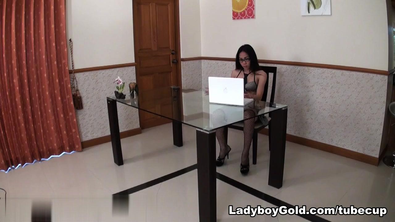 LadyboyGold Scene: Secretarys Day Jasmine shaye in bondage torrent