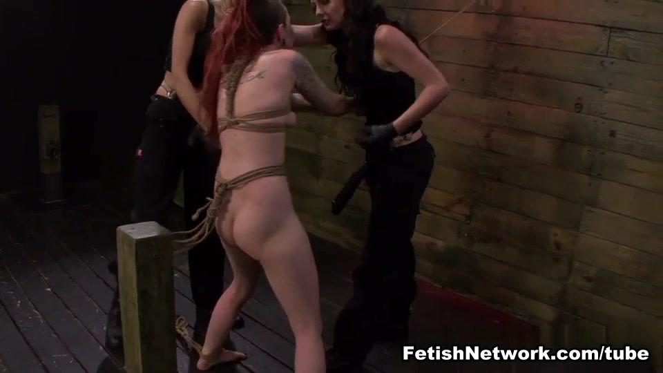 Lesbiam horny masturbated Latex
