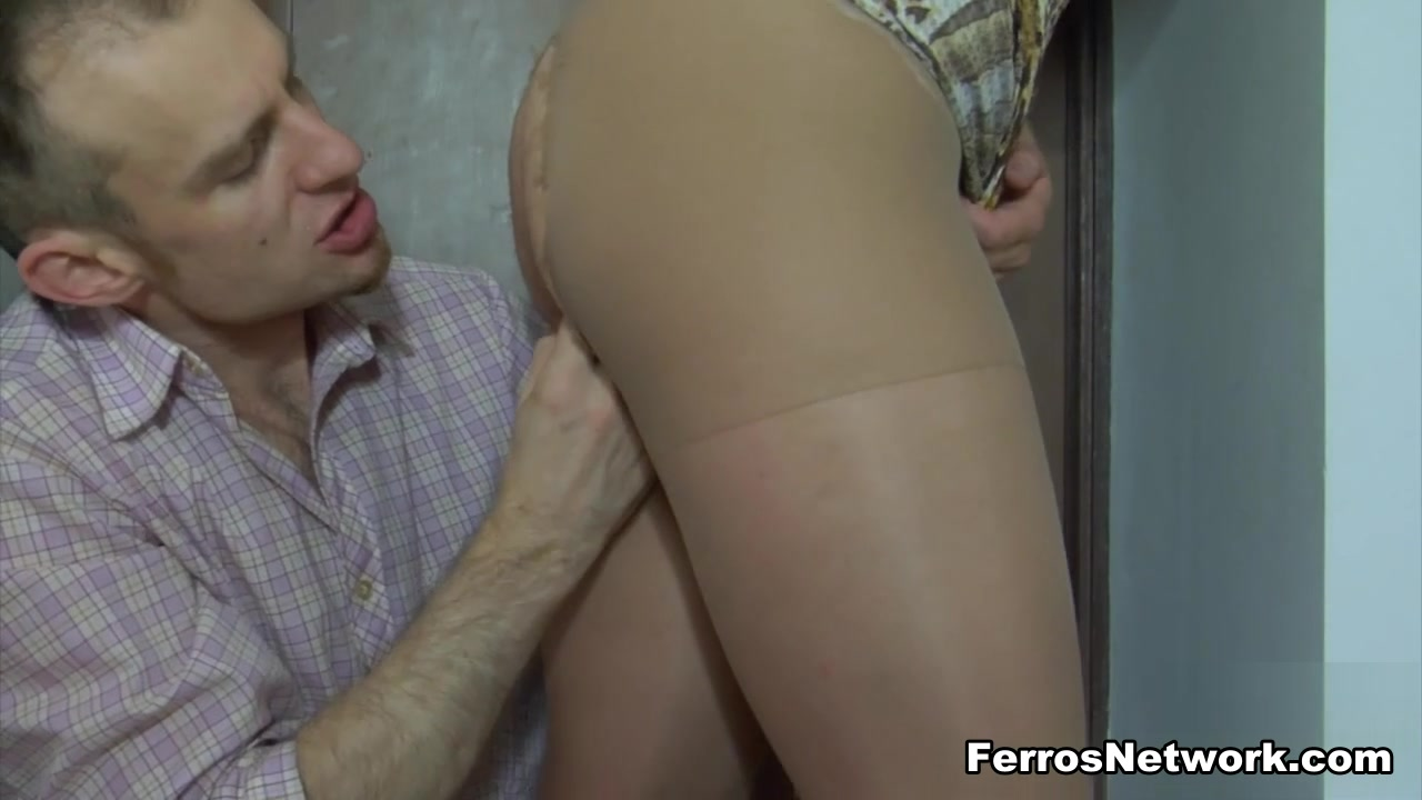 PantyhoseLine Clip: Miriam and Peter B