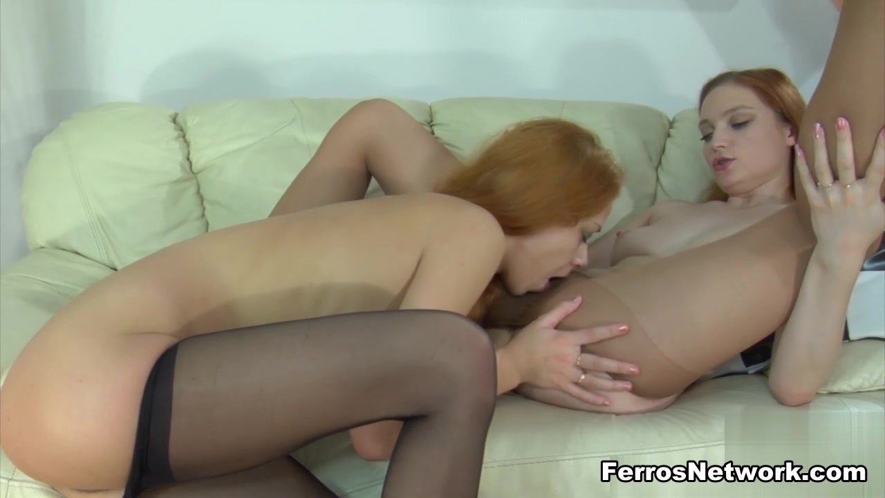 Wife pussy licking lesbianas Grannys