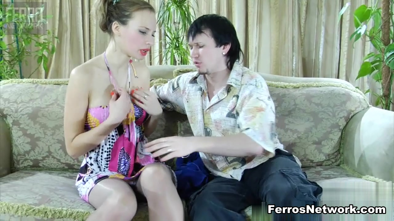 PantyhoseTales Movie: Irene and Rolf naomi russell best anal