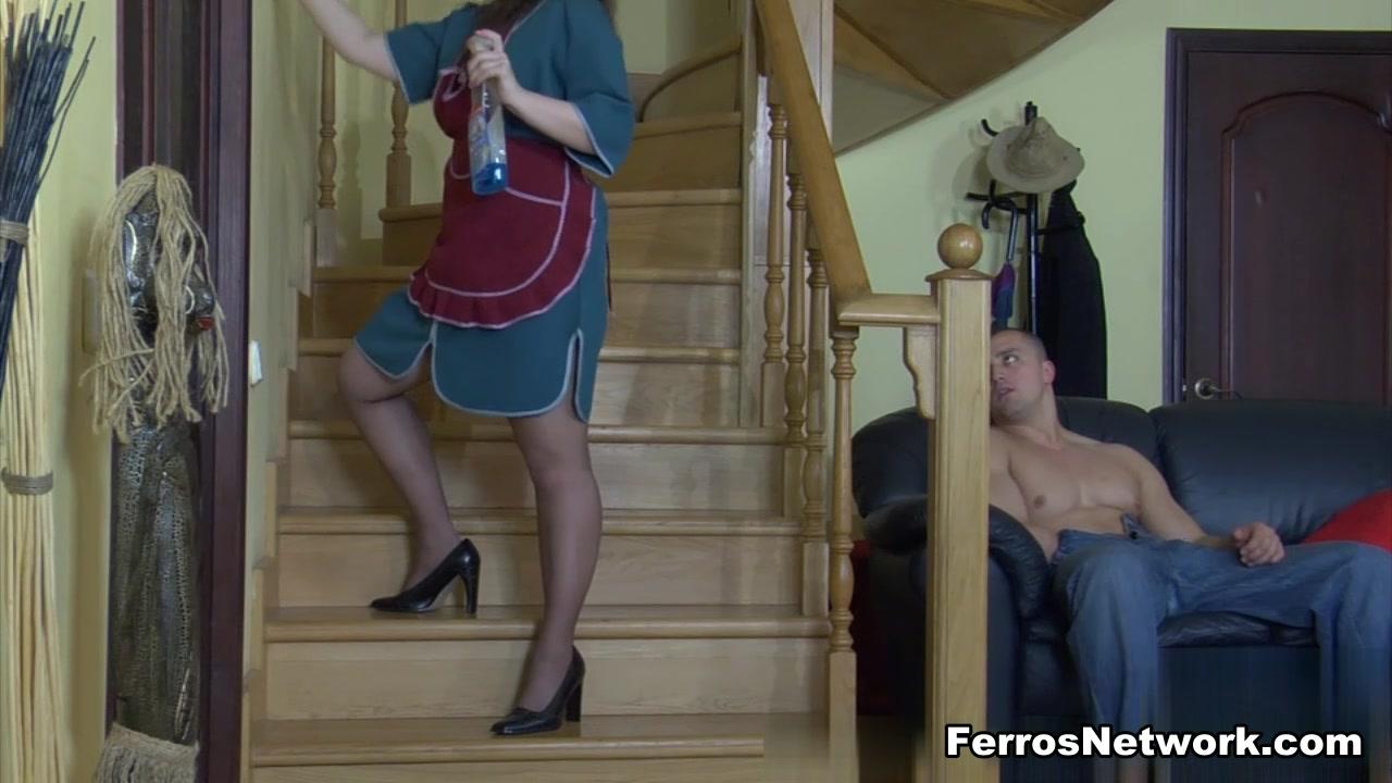 MaturesAndPantyhose Movie: Judith A and Nicholas Stella stevens redhead porn